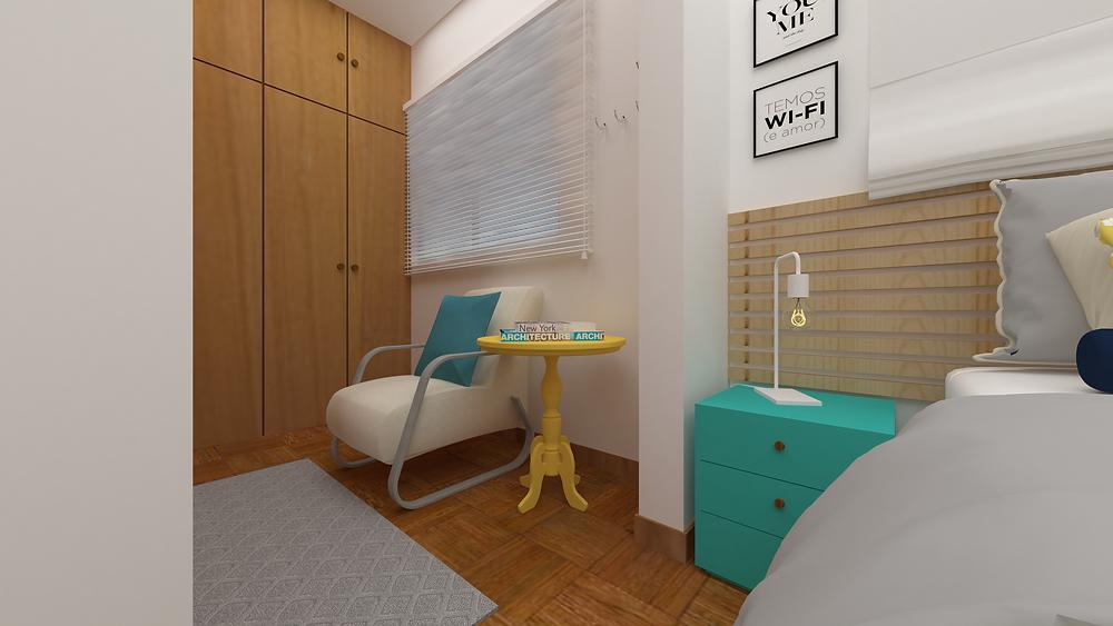 Projeto 3D M2 Arquitetura