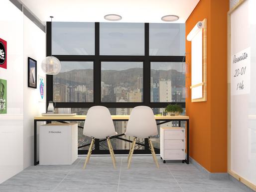 6 Formas de organizar a mesa de trabalho para aumentar sua produtividade