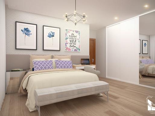 Qual é a importância da decoração de ambientes para a casa?