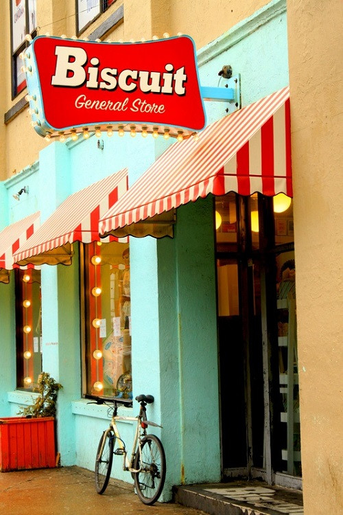 Biscuit General Store
