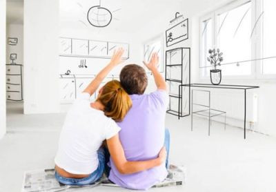 reforma em casa casal