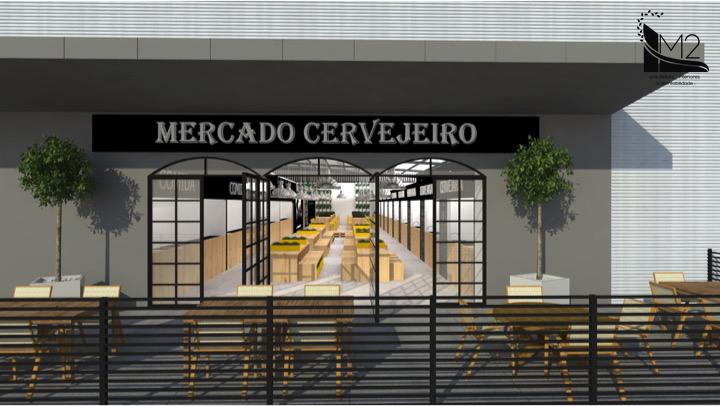 Mercado 1- Varanda