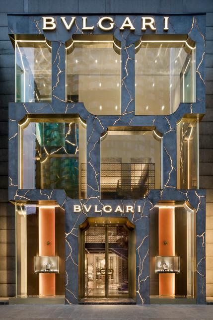 Bulgari Kuala Lumpur. Projeto por:MVRDV