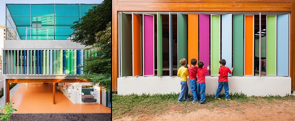 Escola em Alto de Pinheiros / Base Urbana São Paulo / SP