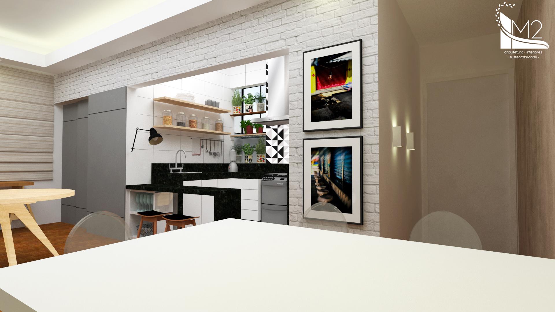 Sala TV e Jantar
