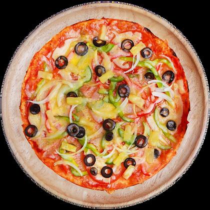 Vegetable Pizza - بيتزا خضار
