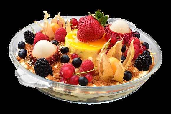 Dessert Bowls Fruits - طبق حلوى فواكه