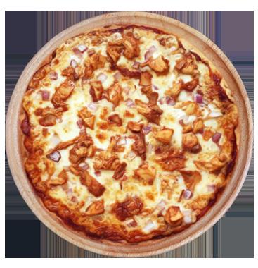 Pizza chicken BBQ - بيتزا دجاج بــاربكيو