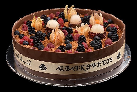 PRINCESS CAKE - كيكة برنسس