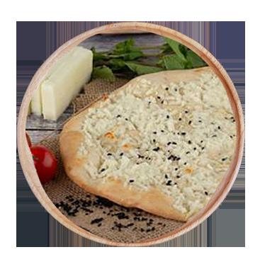 Akawi  cheese - منقوشة جبنة العكاوى