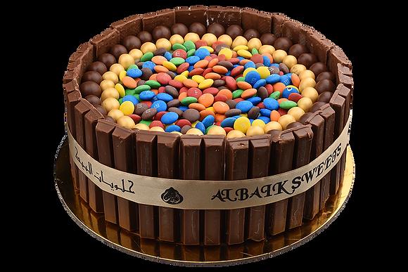 KITKAT CAKE - كيكة الكتكات