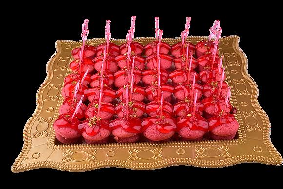 Red Velvet Cake - كيك الفلفت