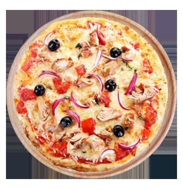 Pizza Tuna - بيتزا بالتونة
