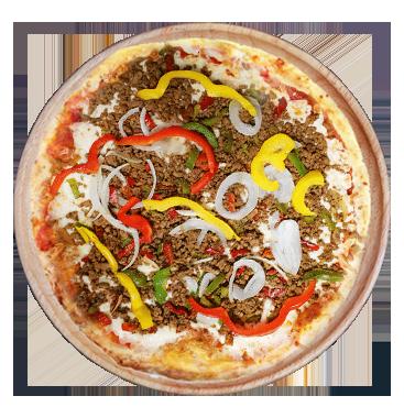 Pizza Meat Lover - بيتزا عشاق اللحوم