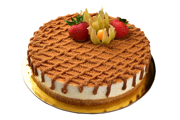 LOTUS CHEESE CAKE - كيكة اللوتس بالجبنة
