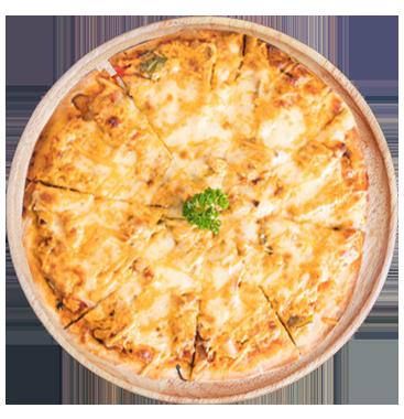 Pizza Margherita - بيتزا مارجريتا
