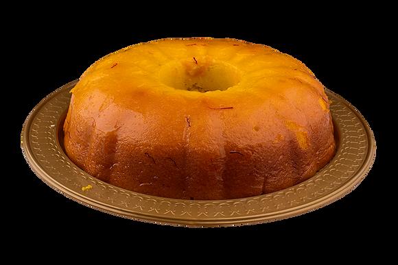 Zafran cake - كيك الزعفران