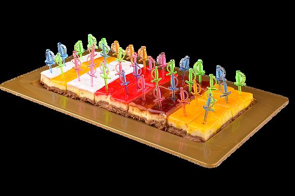 Cheese Jelly Cake - تشيز كيك جيلى