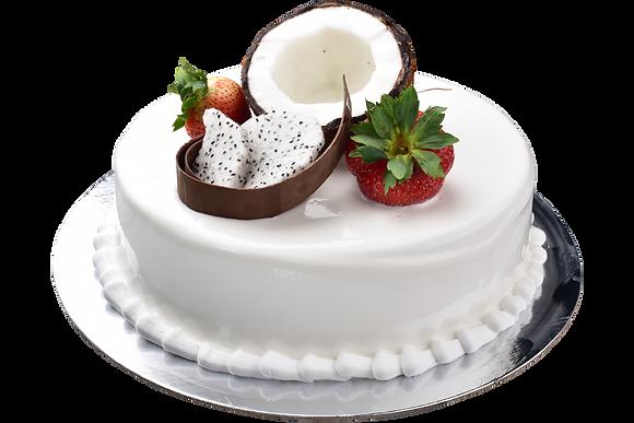 COCONUT CAKE - كعكة جوز الهند