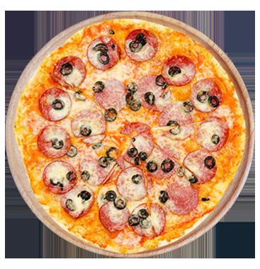 Pepperoni Pizza - بيتزا بيبروني