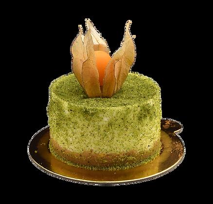 PISTACHIO CHEESE CAKE -  كعكة الفستق
