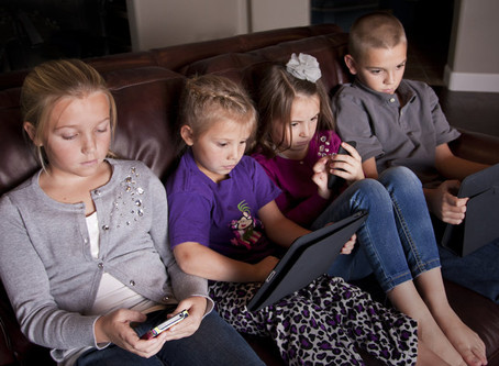 Is screen time always bad?