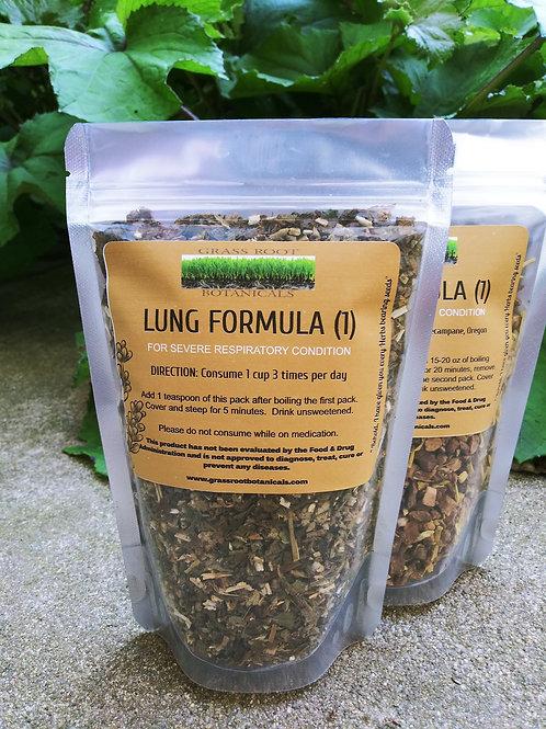 Asthma (Cough, wheezing) Respiratory Formula