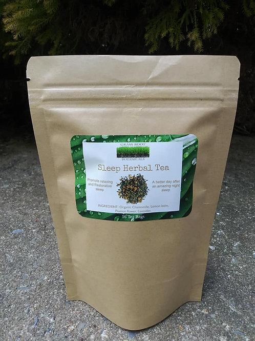 Sleep Herbal Formula (Tea Bags)