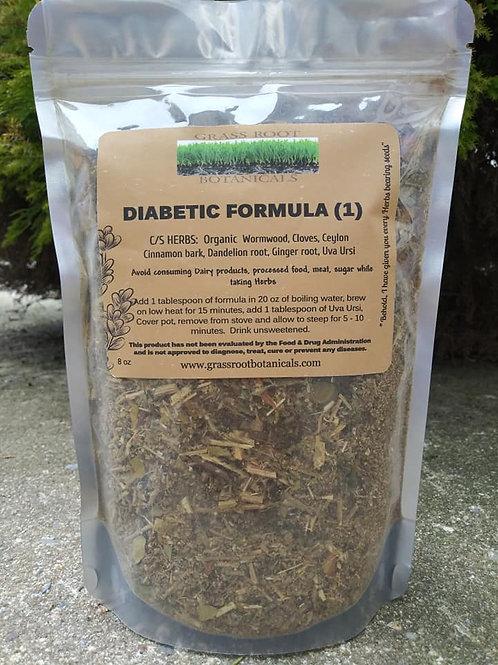 Diabetic Herbal Formula