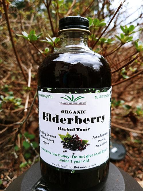 Organic ElderberryTonic