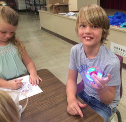 Even Fidget Spinners get to VBS