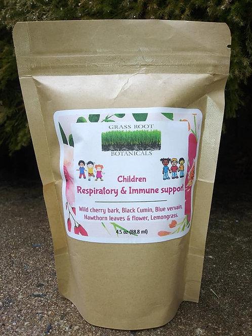 Children Respiratory & Immune Herbal Support