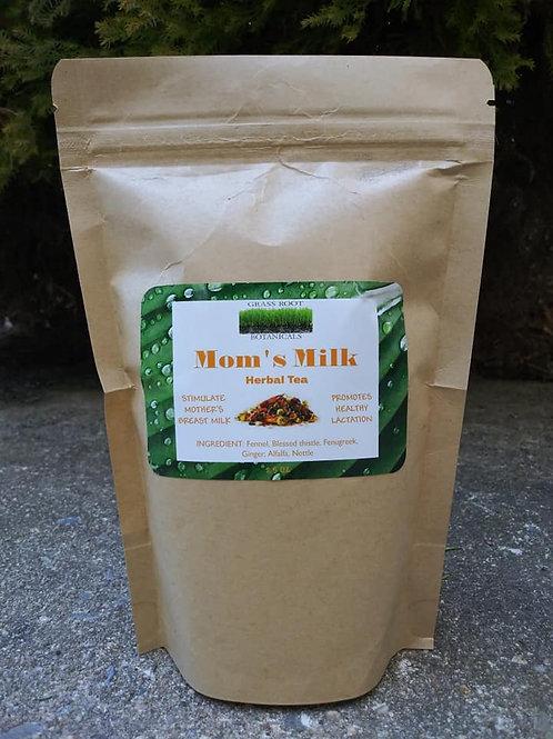 Mom's Milk Herbal Tea ( For breastfeeding moms)