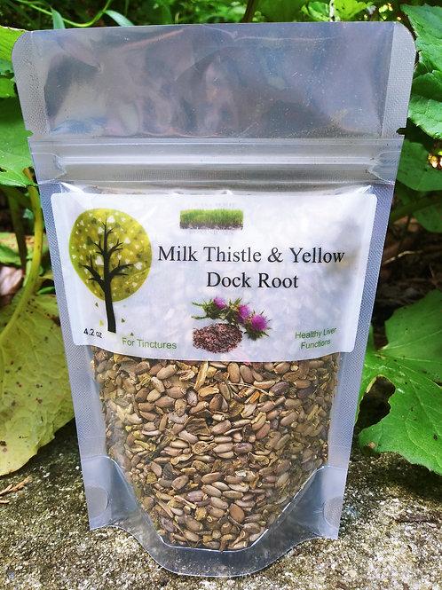 Liver & Skin Detox (For Herbal Tincture)