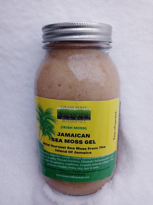 Wild-Harvest Jamaican Sea Moss Gel