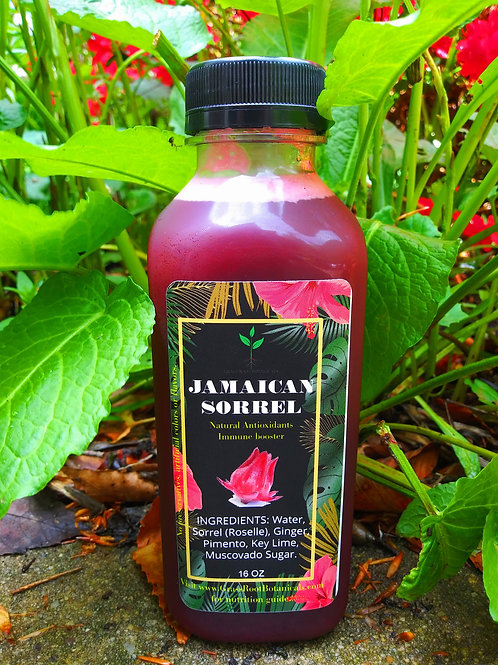 Jamaican Sorrel (2 bottles)