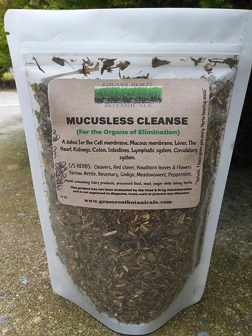 Mucusless Formula