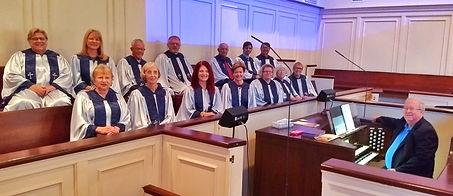 First UMC Chancel Choir