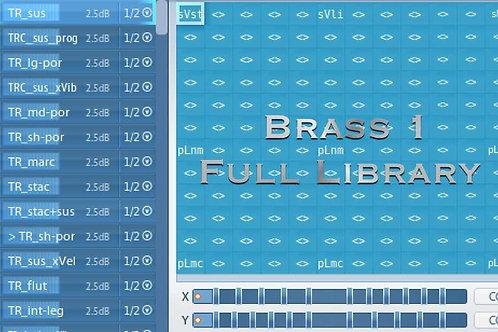 Articulate Presets for Brass 1 Full