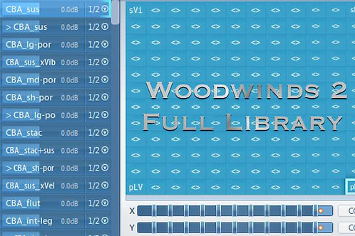 Articulate Presets for Woodwinds 2 Full