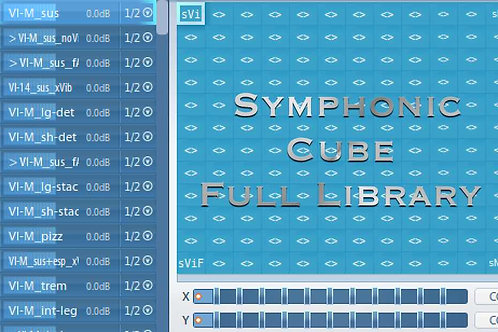 Articulate Presets for Symphonic Cube Full