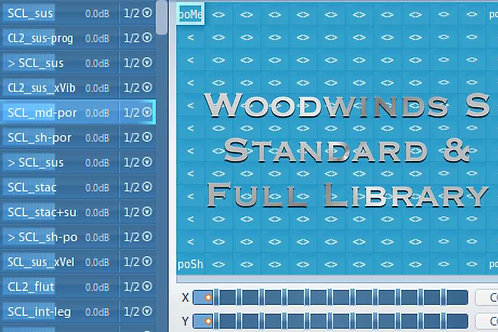 Articulate Presets for Woodwinds S