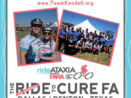 2015 Ride Ataxia Information