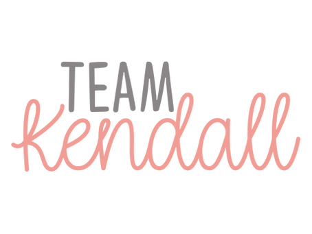 New Team Kendall