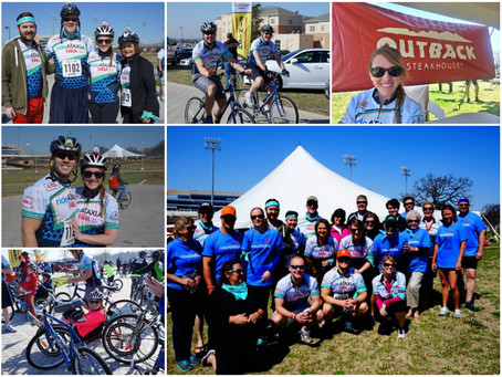 2014 Ride Ataxia in Dallas