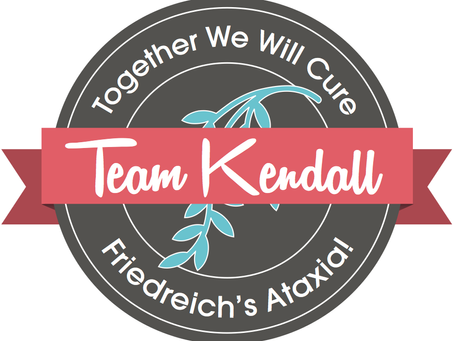 Welcome to Team Kendall!