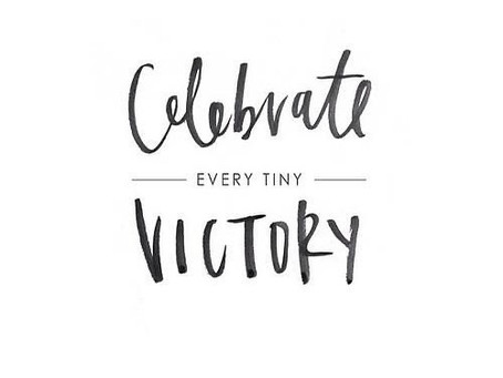 Celebrate Every Victory