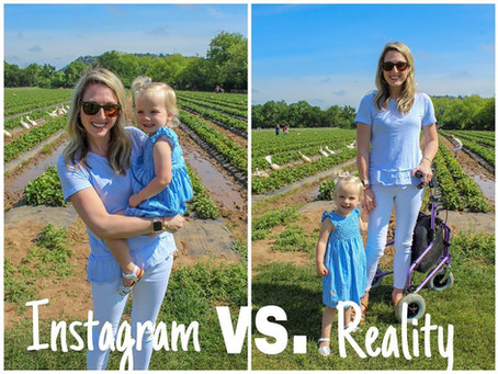 Instagram vs. Reality with Mobility Aids