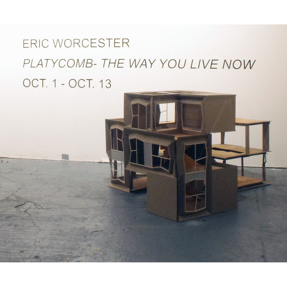 The Way You Live Now