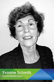 geprüfte Nachhilfelehrerin Yvonne Schmitz, Englisch, Nachhilfe Notensprung Baesweiler